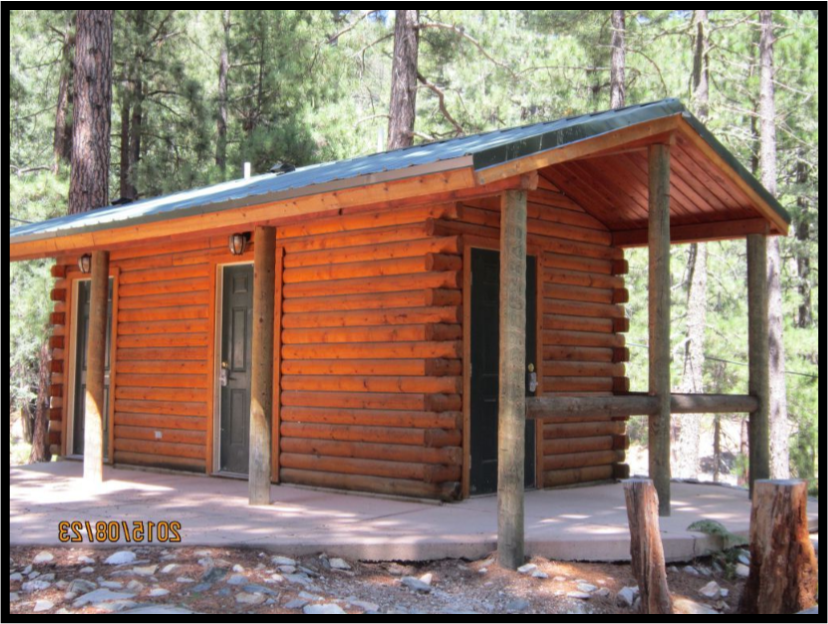 Delicieux Cabins Are Available For Rent At Camp Lawton Located Near The Palisades  Area On Mt. Lemmon. The Location Of Camp Lawton Is 12900 Organization Ridge  Road, ...