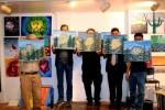 CREATIVE JUICE ART BAR EVENT