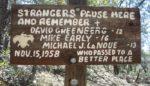 Mount Baldy 60th Anniversary Memorial Hike