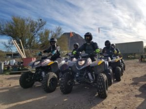 2019 Moonlight ATV Ride POSTPONED @ Double V Scout Ranch
