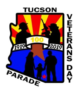 100th Anniversary Veterans Day Parade @ Downtown Tucson